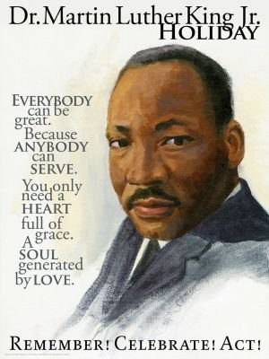 Martin Luther King Jr Day  %Post Title - %Site Name