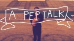 Pep Talk from Kid President to You