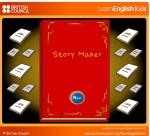 , Story Maker, WebEnglish.se