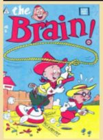 The Brain Comic Book