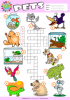 Pets ESL Printable Worksheets For Kids 1