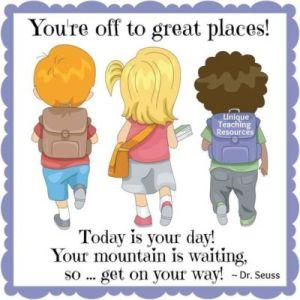 School Start 1-6