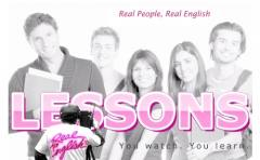 Real English is a Registered Trademark of The Marzio School. All lessons free!