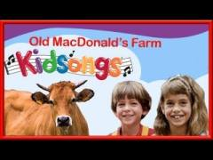 Old MacDonald Had a Farm | Favorite kid video | Baby songs and nursery rhymes |PBS Kids | Kidsongs - YouTube