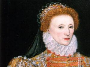 Elisabeth I, Queen Elizabeth I, WebEnglish.se