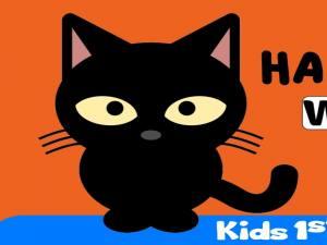 Halloween Words - Halloween Video For Kids - YouTube
