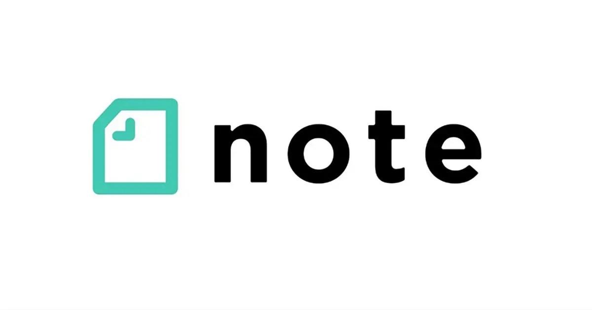 note|自分の作品/記事を配信できる話題のプラットフォーム
