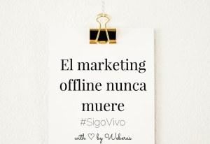 marketing offline vs online