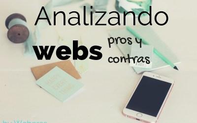 Analizando webs de constructoras y algo más