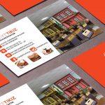 Cömert Usta Restaurant Kartvizit Çalışması 4 150x150
