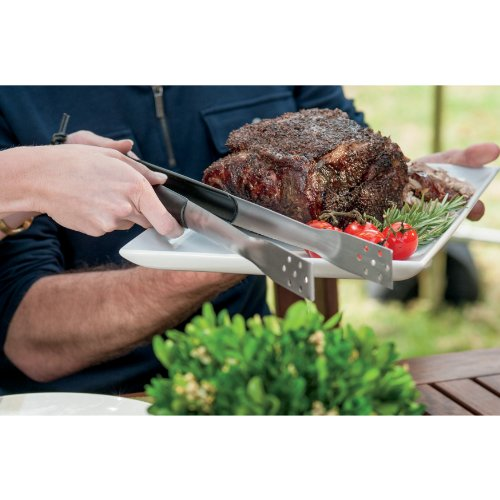 Weber 6681 Essentials Stainless Steel Tongs