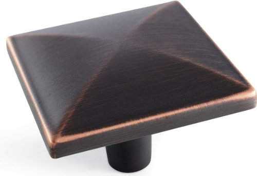 Amerock BP29398ORB Extensity Oversized Knob, Oil Rubbed Bronze, 1-1/2-Inch