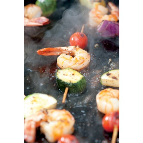 Weber 7578 Style Premium Cast Iron Plancha for Genesis Grills
