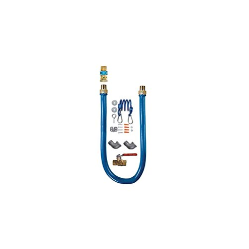 Dormont 1675KIT48 Safety System Kit, 3/4 Dia., 4