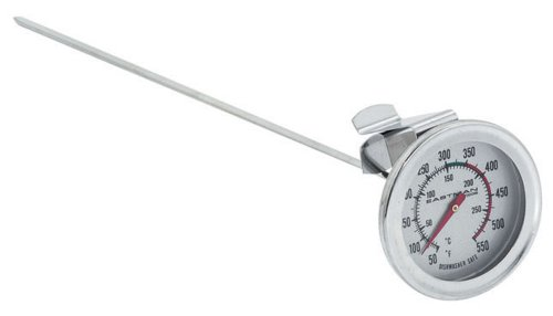 Eastman Outdoors 12-Inch AccuZone Deep Fry Thermometer