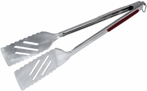 GrillPro 40240 16-Inch Stainless Steel Tong/Turner Combination