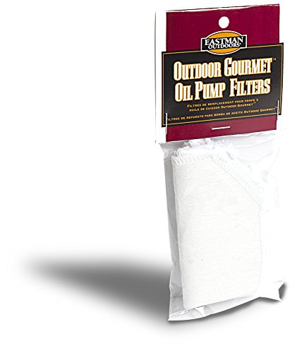 Eastman Outdoors 38085 Oil Pump Replacement Filters – 6 Per Bag