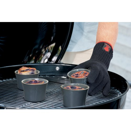 Weber 6670 Large/X-Large Premium Barbeque Glove Set