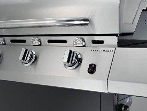Char-Broil Performance TRU Infrared 480 3-Burner Gas Grill with Side Burner