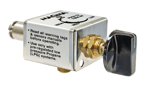 Magma LPG Low Preasure Control Valve, Type 3, High Output, USA Only