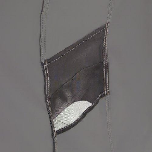 Classic Accessories 55-140-035101-EC Ravenna Grill Cover, Medium, Taupe
