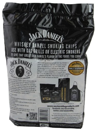 Jack Daniel's 01749 Wood BBQ Smoking Chips