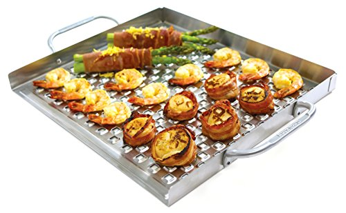 Broil King 69712 Flat Grill Topper