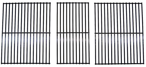 Porcelain Coated Stainless Steel Wire Cooking Grid for Charbroil, Kenmore and Thermos Grills
