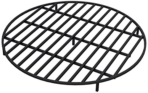 Pleasant Hearth RG-36 Steel Fire Pit Grate, 36″