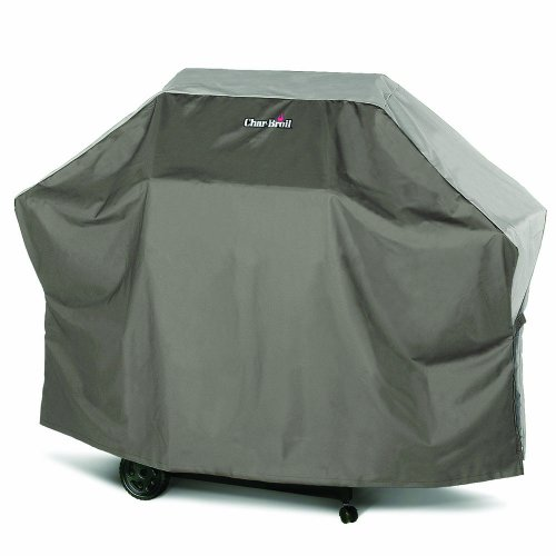 Char-Broil 4488183 Grill Cover, 66-Inch, Tan