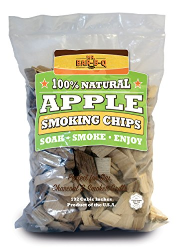Mr Bar B Q 05012X Apple Wood Chips