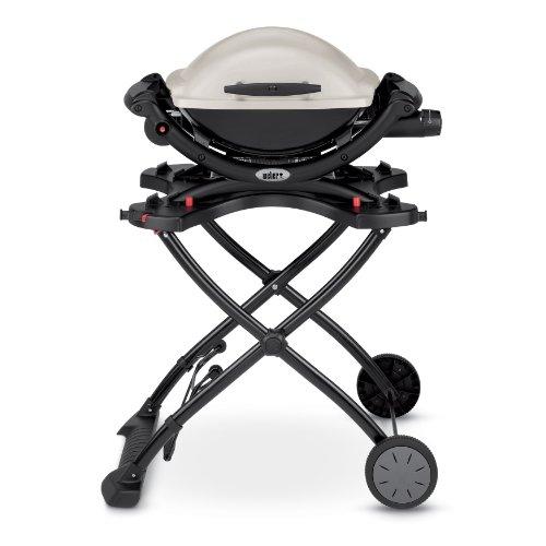 Weber 6557 Q Portable Cart for Grilling