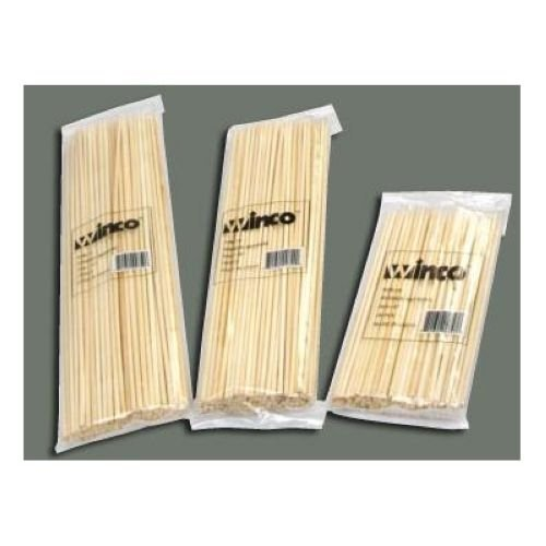 Winco 10-Inch Bamboo Skewers