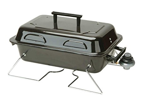 Marsh Allen 30005AMZ Portable Tabletop Gas Grill