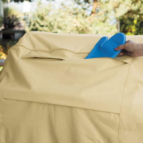 Classic Accessories 73952 Veranda Barbecue Grill Cover, Extra-Extra Large, 71 Inch