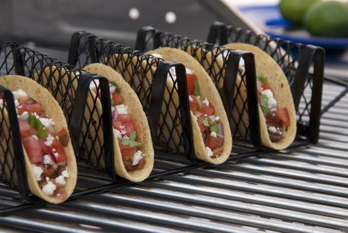 Charcoal Companion Non-Stick Taco Rack – CC1992