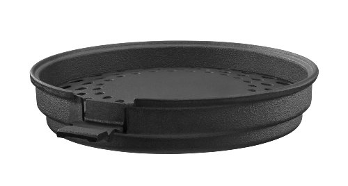 Stok SIS1030 Grills Cast Iron Smoker/Steamer Insert for Grilling