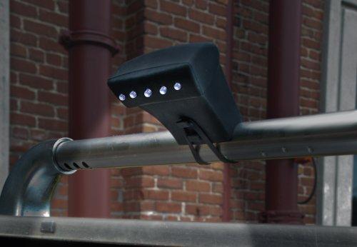 Charcoal Companion LED Grill Light w/Silicone Cover (Black) – CC5121
