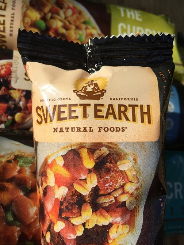 Meatless Monday: Sweet Earth Burritos