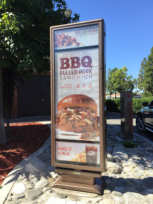 Product Review: Wendy's BBQ Pulled Pork Sandwich & BBQ Pulled Pork Cheese Fries