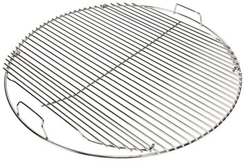 Grill Care 17436 Stainless Steel Grid Compatible with Weber Charcoal Grills, 22.5-Inch