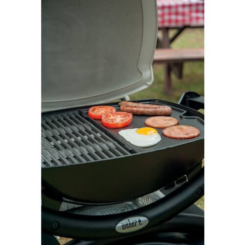 Weber 6558 Original Griddle for Q 1000 Grill