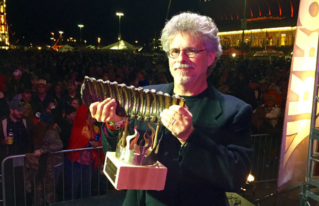 Barbecue Hall of Fame: Acceptance Speech