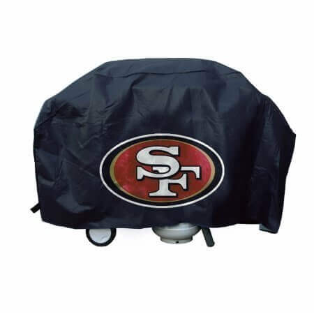 NFL Licensed Deluxe Grill Covers – San Francisco 49Ers