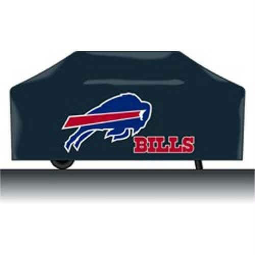 Buffalo Bills NFL Deluxe Barbecue BBQ/Grill Cover (Gas/Char-Broil)