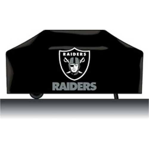 Rico Oakland Raiders NFL Deluxe Grill Cover