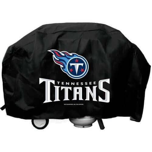 Tennessee Titans Official NFL Grill Cover by Rico Industries 338619