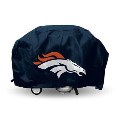 NFL Deluxe Grill Cover NFL Team: Denver Broncos