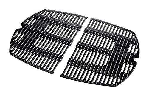 Weber 7646 Porcelain-Enameled Cast-Iron Cooking Grate for Q3000/300 Series