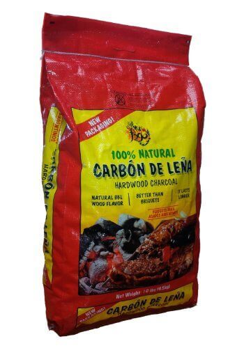 Fogo! Carbon de Lena Hardwood Charcoal 8.8lb Bag